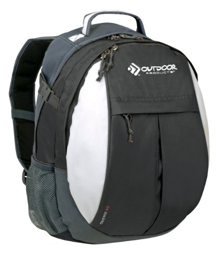Outdoor Products Traverse Daypack (Black), Outdoor Stuffs
