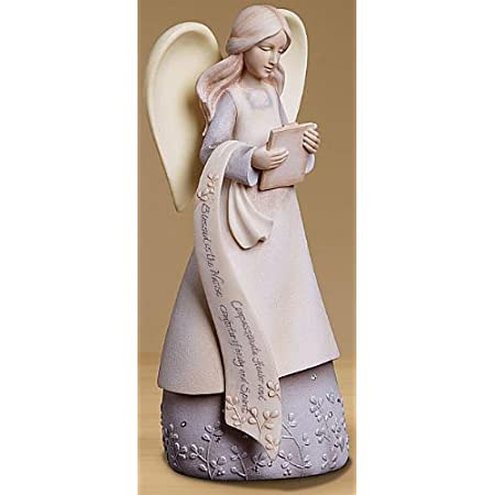 Nurse Angel Figurine