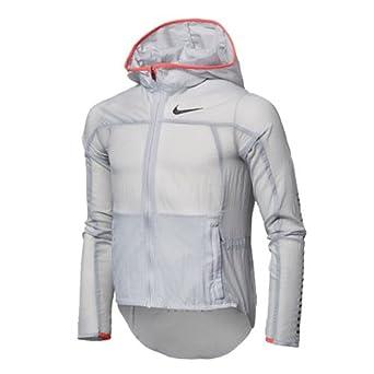 Nike niña g NK Jacket HD imposs ibly Light Unidad Chaqueta ...