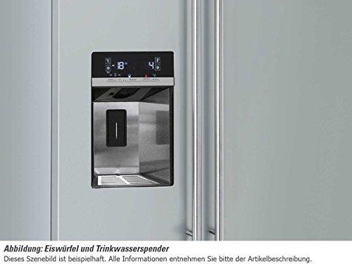 Smeg FA63x frigo Porte côté à côté–Réfrigérateur Side-By-Side (autonome, acier inoxydable, porte américaine, a +, LED, Sn, n, St, T)