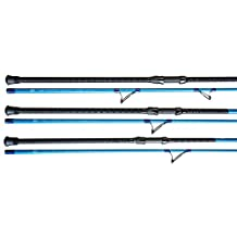 TFO 9' Mag L 2 pc. GIS W/Fuji Guides Surf Spinning Rod