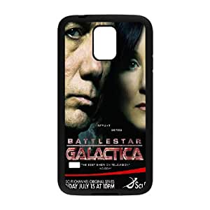 Battlestar Galactica For Samsung Galaxy S5 I9600 Csae protection phone Case ST094823