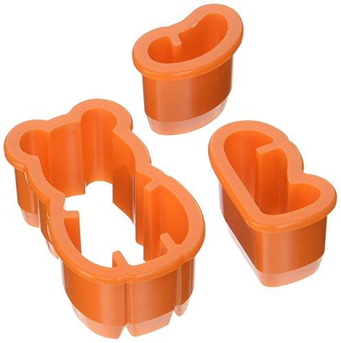 CuteZCute Vegetable Cutter 3D Bear