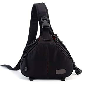 Amazon.com: Andoer Caden K1 Moda Casual DSLR Camera Bag Case ...