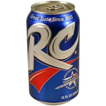 RC Cola 12oz Can