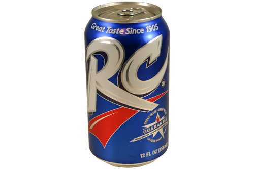 (RC Cola Soda, 12 Ounce (12 Cans) )