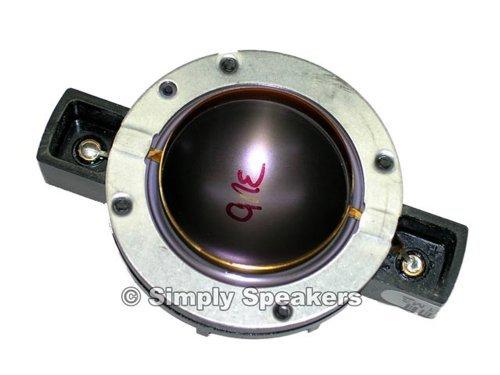 Electro Voice 81514XX Factory Speaker Replacement Horn Diaphragm, SX Series, ZX1, Eliminator, DH3, DH2010A, F01U110559