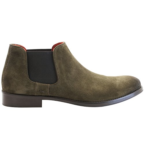 Exclusif Paris Bazil, Chaussures homme Bottines