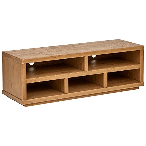 Rivet Eastport Modern Industrial  Entertainment Center Conso
