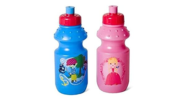 Botella Bidon Deporte Plastico 350ml Surtido A Elegir 1: Amazon.es: Hogar
