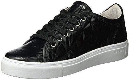 Femme Blackstone Noir Sneakers Basses Nl34 TwBgPwOS