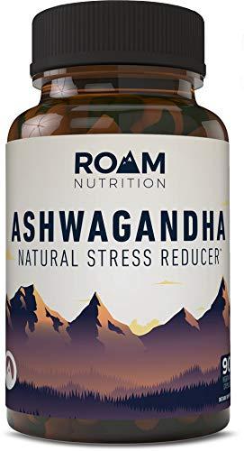 Ashwagandha Enhancer Supplement Roam Nutrition product image