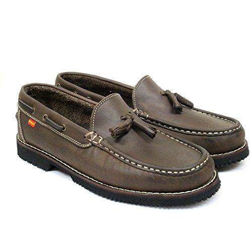 Montijo Zapatos Valenciana La Apache Marrón wtqx7gzX