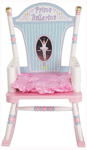 Levels of Discovery Prima Ballerina Rocker