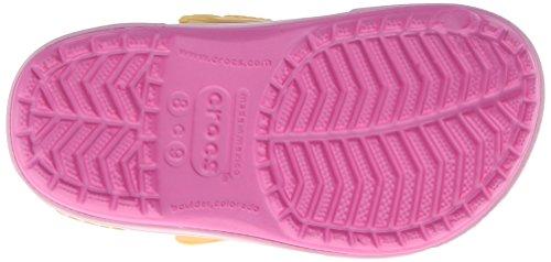 party 5 ballerina Pink Crocband Crocs Zuecos Niños Clog Para Pink K Unisex Rosa Ii FZWqvg