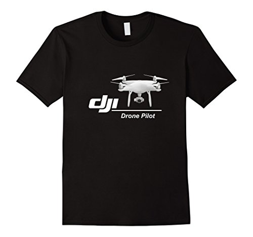 Picture of a DJI Passion Drone Pilot TShirt