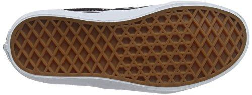 Vans Unisex Kinder Classic Slip-On Sneaker Low-Tops Mehrfarbig (Checkerboard)