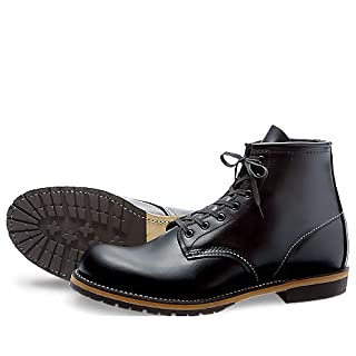 """Red Wing Men's Heritage 9011/9014/9016 - Beckman 6"""" Round Toe,Black Featherstone Leather,US 13 D (B0057IDYQ2) 