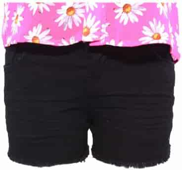 c470334e26 Shopping Blacks - Shorts - Clothing - Girls - Clothing, Shoes ...