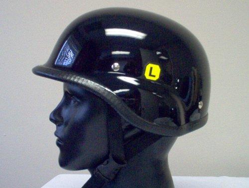 Desert Storm Gloss Black Novelty Helmet Darth Vader Style