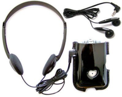 SuperEar Headphones facilitates Assessment Compliance product image