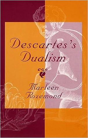 Books By Marleen Rozemond_descartess Dualism_0674198409_com ...