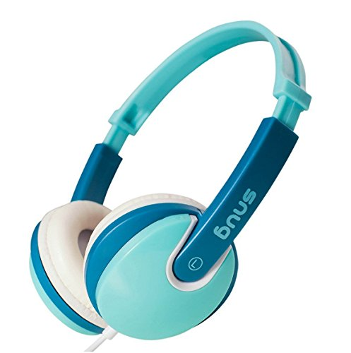 Snug Headphones Children Style Turquoise