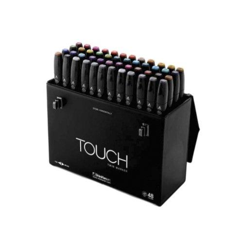 Shinhan Touch Twin Tip Marker Set 48