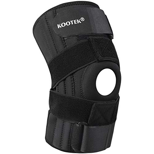 Kootk 4 Springs Knee Brace Support