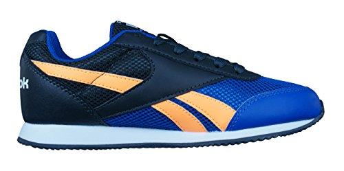 Reebok Bd4000, Zapatillas de Trail Running Unisex Niños Azul (Azul (Awesome Blue /     Coal /     Fire Spark)
