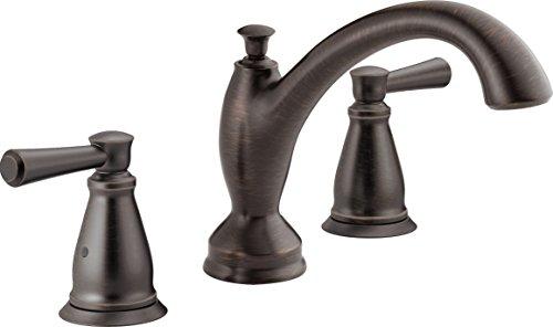 Delta Faucet T2793-RB Roman Tub Trim, Venetian (Delta Linden Roman Tub)