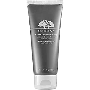 Origins Clear Improvement Active Charcoal Mask To Clear Pores 100ml