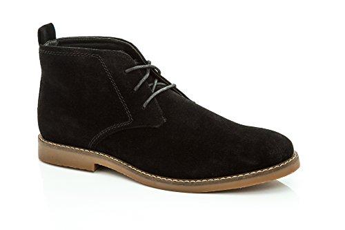 Franco Vanucci Sahara Men's Faux Suede Chukka Boots