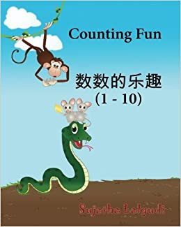 Counting Fun (One to Ten)  Chinese picture book: Children's Picture