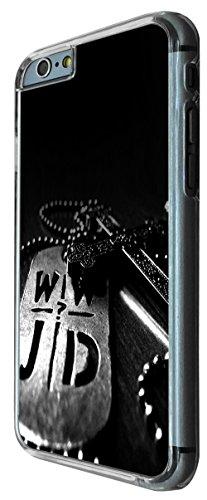 801 - WWJD what would Jesus do bracelet Design iphone 6 PLUS / iphone 6 PLUS S 5.5'' Coque Fashion Trend Case Coque Protection Cover plastique et métal