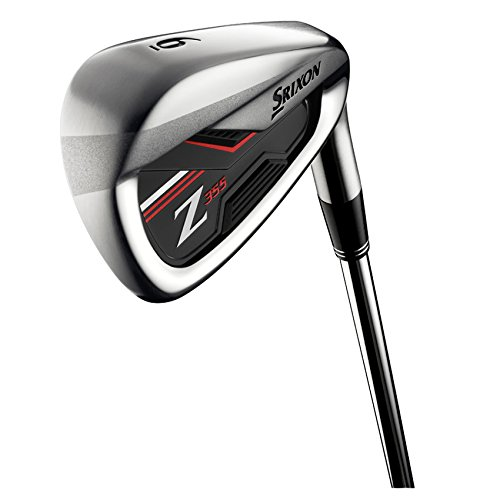 Srixon Z-355 Golf Irons (4-PW, Steel, Stiff, Right Hand)