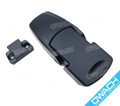 """Zinc Alloy Draw Latch 3"""" Non-Locking Replace Southco V7-20-101-50 for Saddlebags"""