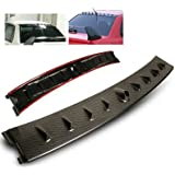 02-07 Mitsubishi Lancer EVO MR Style Vortex Generator Roof Spoiler Carbon Looks
