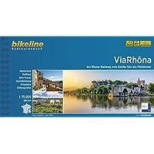 Via Rhona - Am Rhone vom Genfer See Ans Mittelmeer 2017: BIKE.FR.80
