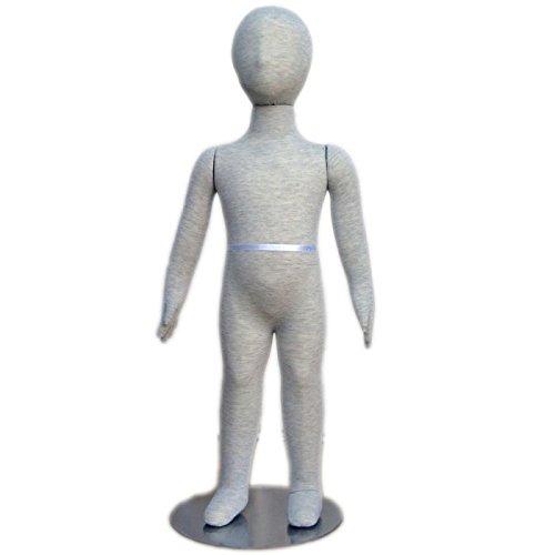 Pinnable & Flexible/Bendable Child/Kid Mannequin Dress Fo...