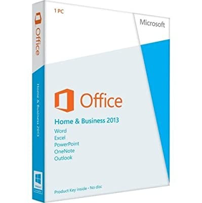 Microsoft Office Home and Business 2013 (1PC/1User)