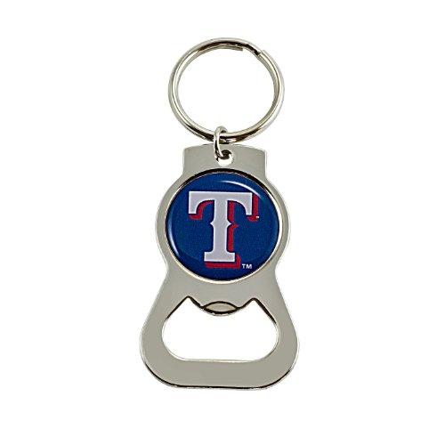 (MLB Texas Rangers Bottle Opener Key)