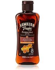 Hawaiian Tropic Protective Dry Oil Zonneolie SPF 8, 100 ml, 1 st