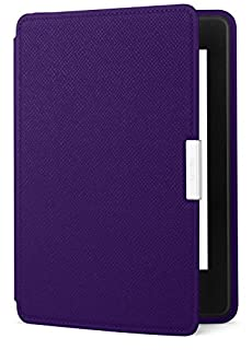Amazon Kindle Paperwhite Leather Case, Royal Purple - fits all Paperwhite generations prior to 2018 (Will not fit All-new Paperwhite 10th generation) (B008IJR79W) | Amazon Products