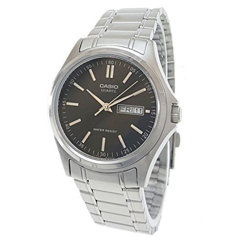 Casio Classic Silver Watch MTP1239D-1A