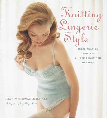 Knitting Lingerie Style Inspired Designs product image