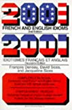 2001 French and English Idioms (2001 Idioms Series)