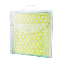 Advantus Cropper Hopper Paper Organizer, 12 by 12-Inch