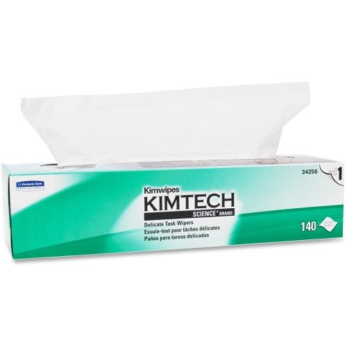 KCC34256CT - KIMTECH KIMWIPES Light-duty Wipes by Kimtech