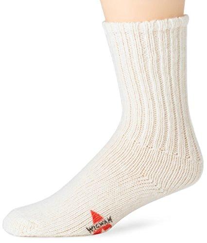 Wigwam Husky Socks White MD 2-Pack